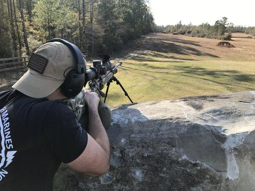 Precision Rifle Course Level I