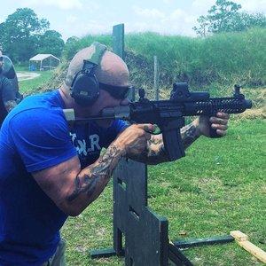 Tactical Rifle Course Level I